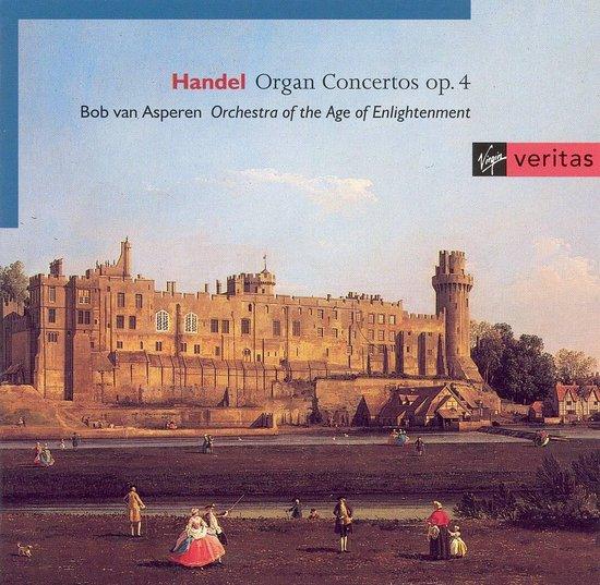 Orgelkonzerte Opus 4 Nr.1-6