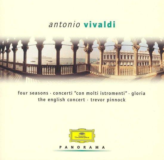 Panorama - Vivaldi: Four Seasons, Concerti, Gloria / Pinnock et al