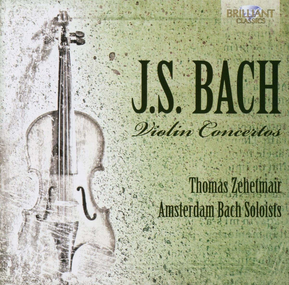 J.S. Bach: Violin Concertos, Amsterdam Bach Sol | CD (album) | Muziek