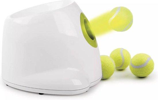Ballenwerper voor Honden - Honden Speelgoed - Apporteer Speelgoed - Ballenschieter - Automatische Ballenwerper - Dieren Speelgoed